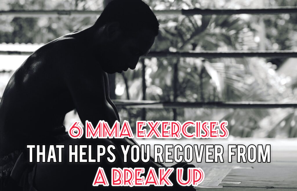 MMA Exercises To Help Recover
