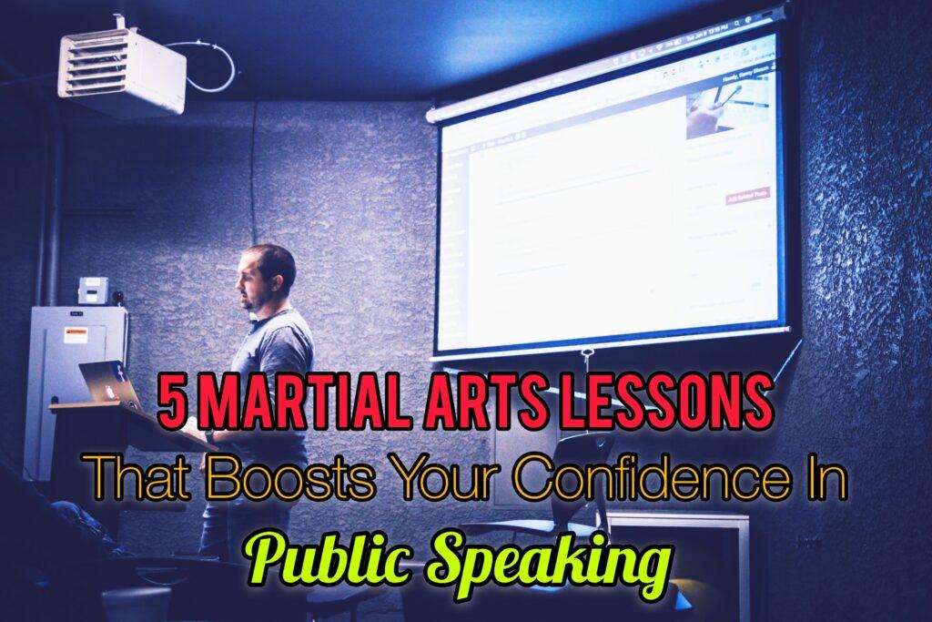 Confidence For Public Speaking