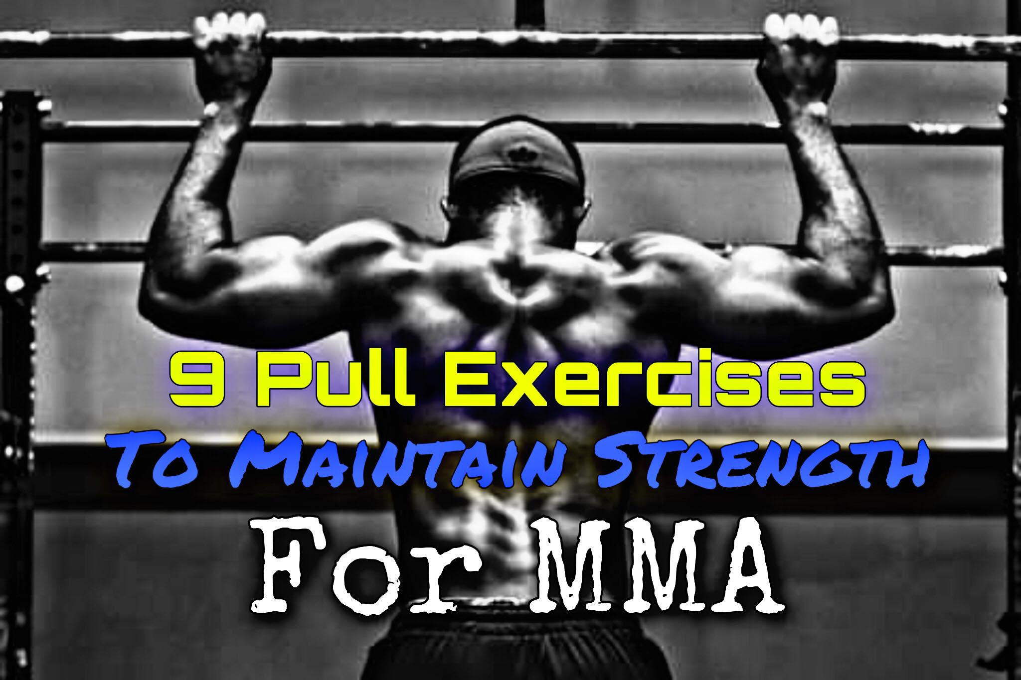 9 Pull Exercises