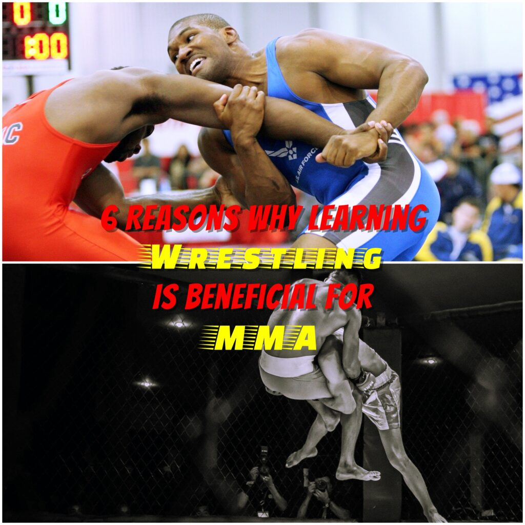 Wrestling In MMA | How Wrestling Is Beneficial For MMA
