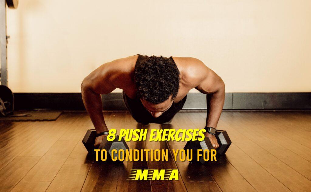 8 Push Exercises