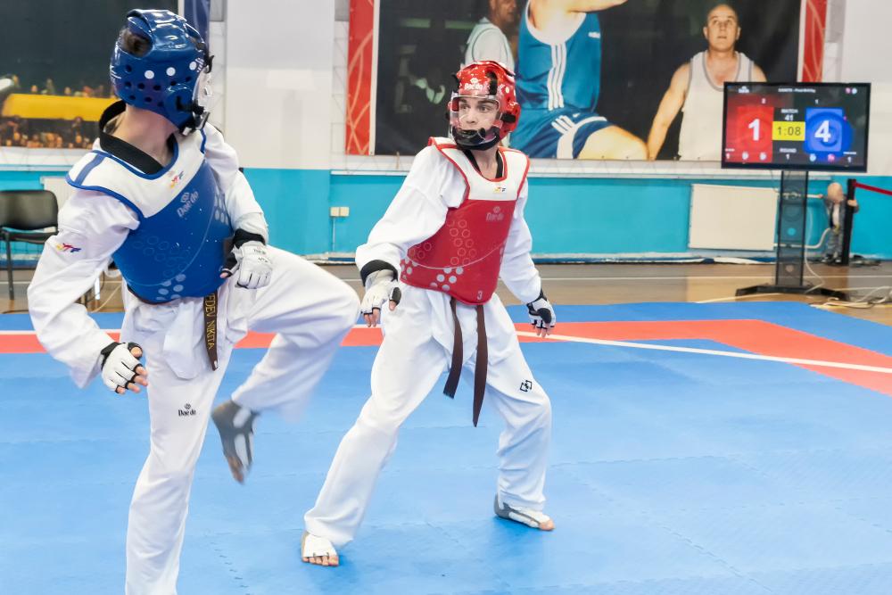 Taekwondo Feint