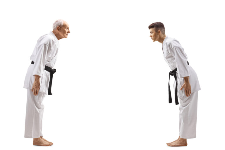 23 Reasons Why Every Parent Should Put Their Kids In Martial Arts   Show Respect