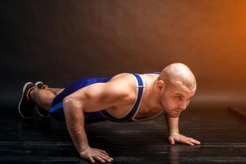 Wrestling & Life- Discipline