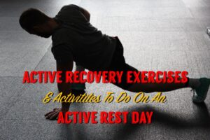 Active Recovery Topic