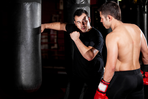 7 Simple Steps to Improve in Boxing   Listen to Your Coach
