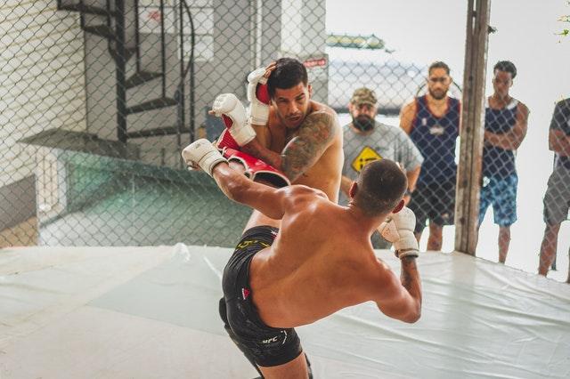 Scary MMA Scenarios | Improves Striking Defence