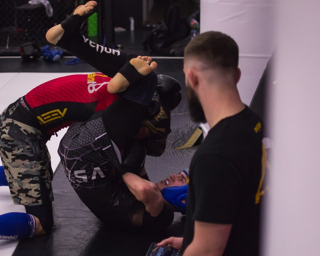 Scary MMA Scenarios | Submissions