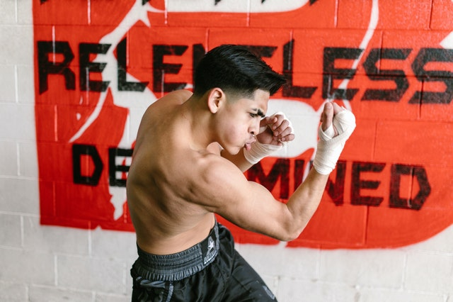 7 Simple Steps to Improve in Boxing   Shadow Boxing