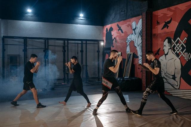 Martial Arts School   No Judgements