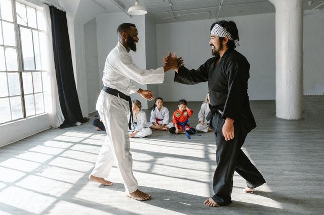 Martial Arts School   Code of Honour