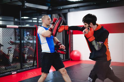 How Muay Thai & Dutch Kickboxing Toughens You Up | Pad Work