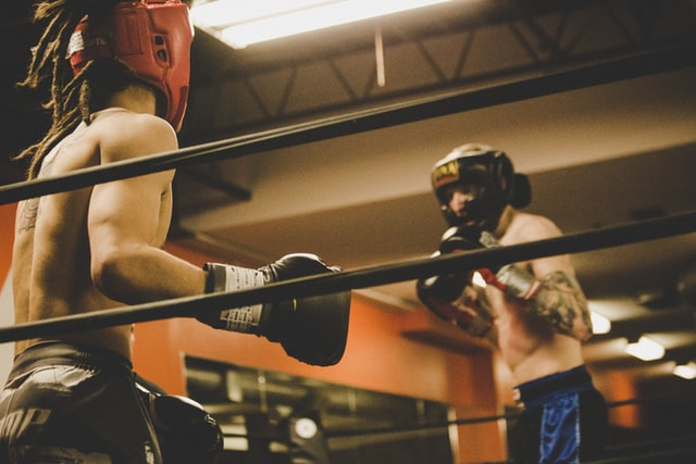Life Style Changes- Get into boxing
