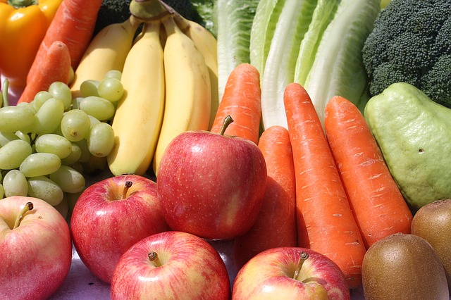 Lifestyle Changes- Eat more fruits & vegetables