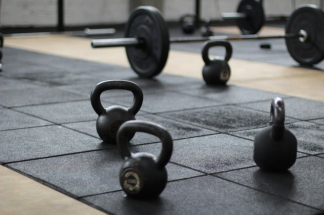 Lifestyle changes- Weight Training