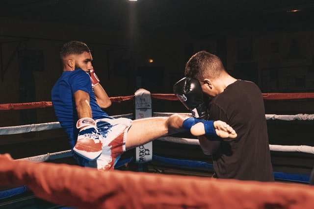 Lifestyle changes- Get into Muay Thai
