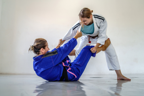 Lifestyle Changes- get into Brazilian Jiu Jitsu