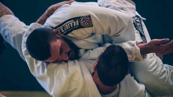 Brazilian jiu-jitsu Martial Arts