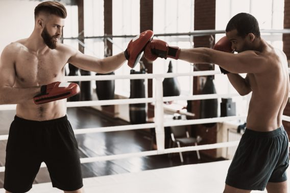 control the heartbroken emotion while boxing